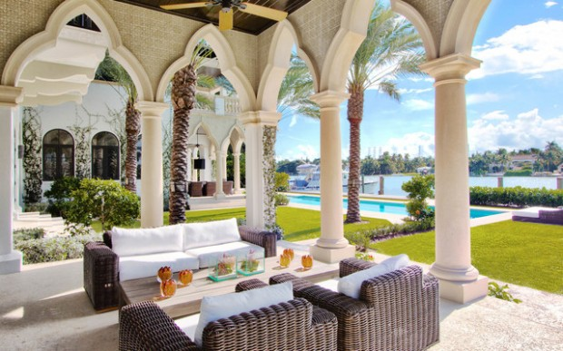 18 Amazing Moroccan Style Patio Design Ideas