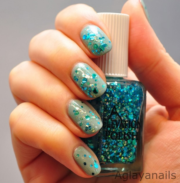 18 Colorful and Floral Ideas to Inspire Your Next Nail Design (10)