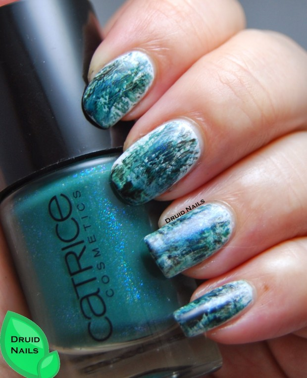 18 Colorful and Floral Ideas to Inspire Your Next Nail Design (8)