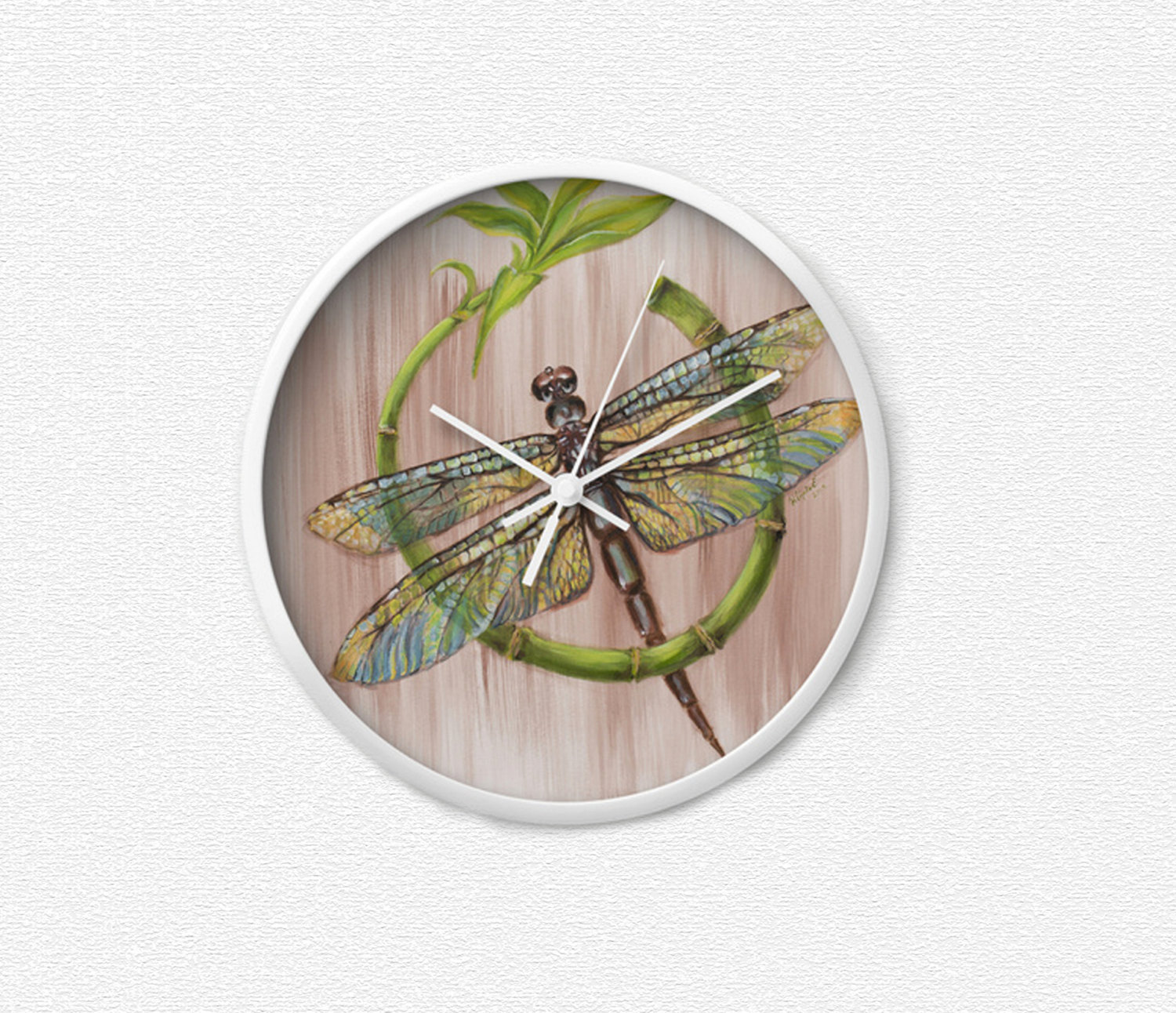 Wall Clock Design Photo : Creative and handmade wall clock designs style motivation