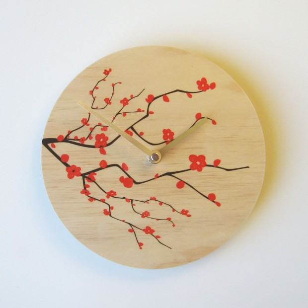 30 Handmade Wall Clocks Designs Wall Designs Design