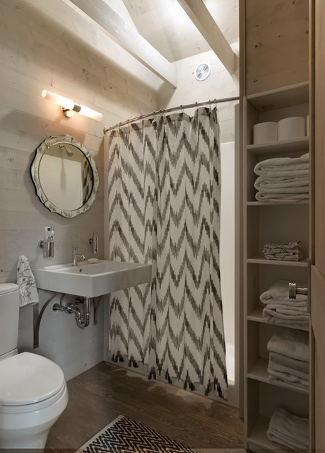 18 Functional Design Ideas for Small Bathrooms (6)