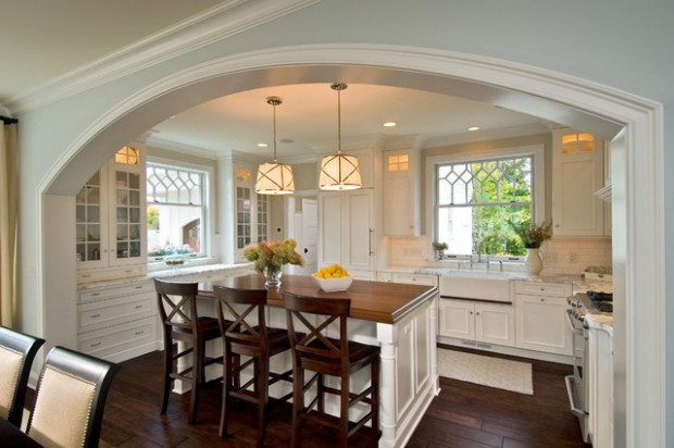 Gorgeous Kitchen Designs 18 Gorgeous White Kitchen Design Ideas In Traditional Style .