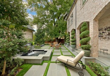 18 Great Design Ideas for Small City Backyards - small backyard, outdoor, city backyard, backyard design, backyard