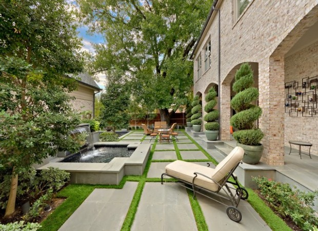 18 Great Design Ideas for Small City Backyards (11)