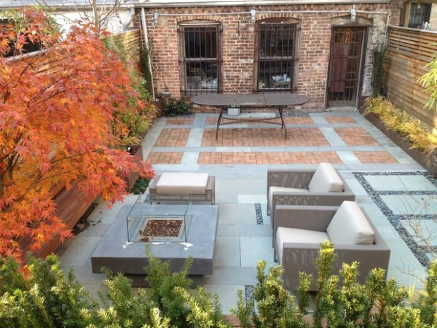 18 Great Design Ideas for Small City Backyards (5)
