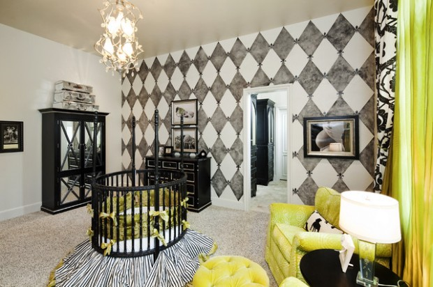18 Lovely Design Ideas for Adorable Nursery Rooms (10)