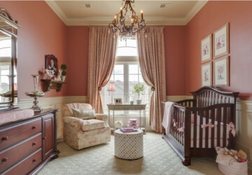 18 Lovely Design Ideas for Adorable Nursery Rooms - Nursery room, Baby Room