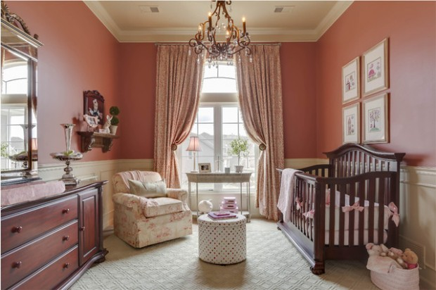 18 Lovely Design Ideas for Adorable Nursery Rooms