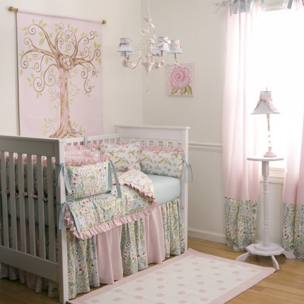 18 Lovely Design Ideas for Adorable Nursery Rooms (13)