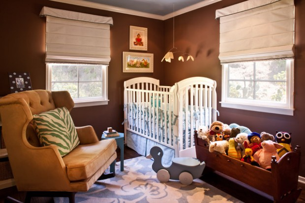18 Lovely Design Ideas for Adorable Nursery Rooms (15)