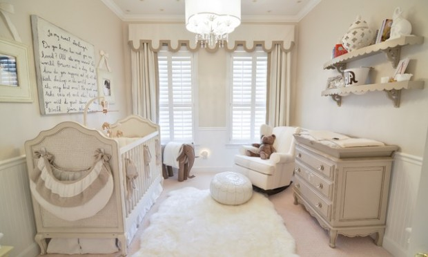18 Lovely Design Ideas for Adorable Nursery Rooms (17)