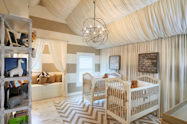 18 Lovely Design Ideas for Adorable Nursery Rooms (19)