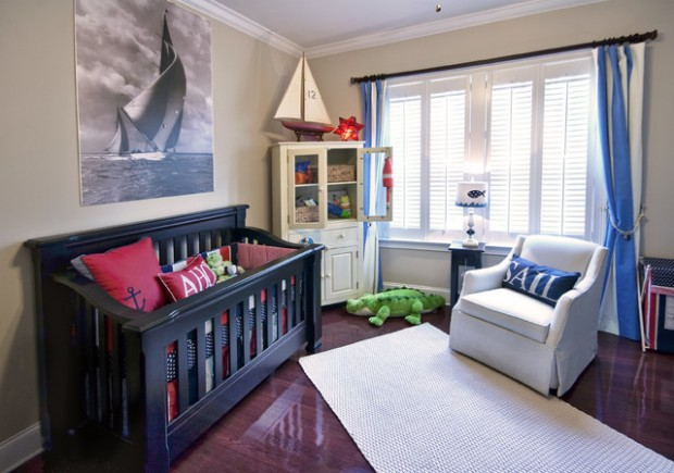 18 Lovely Design Ideas for Adorable Nursery Rooms (21)