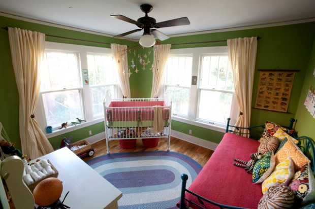 18 Lovely Design Ideas for Adorable Nursery Rooms (4)