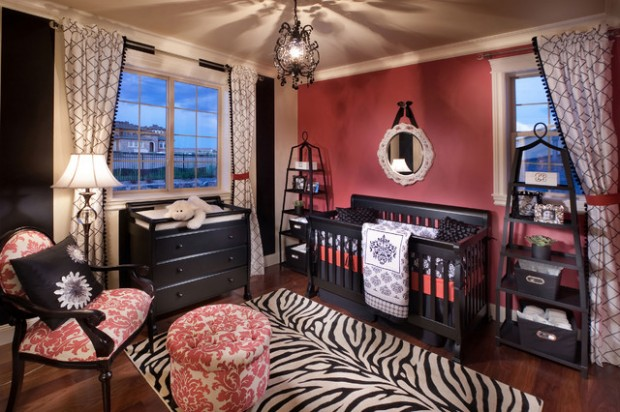 18 Lovely Design Ideas for Adorable Nursery Rooms (5)