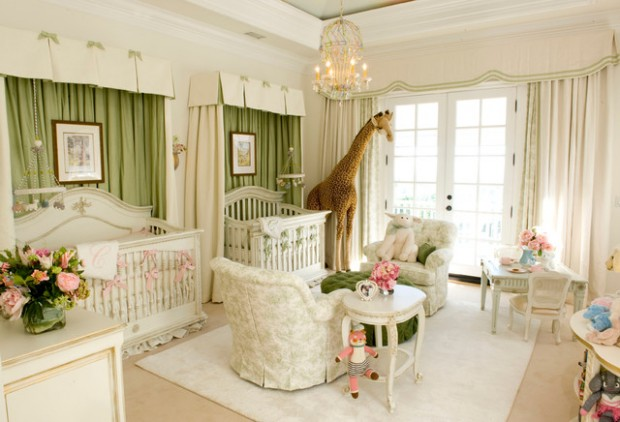 18 Lovely Design Ideas for Adorable Nursery Rooms (6)
