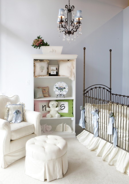 18 Lovely Design Ideas for Adorable Nursery Rooms (7)