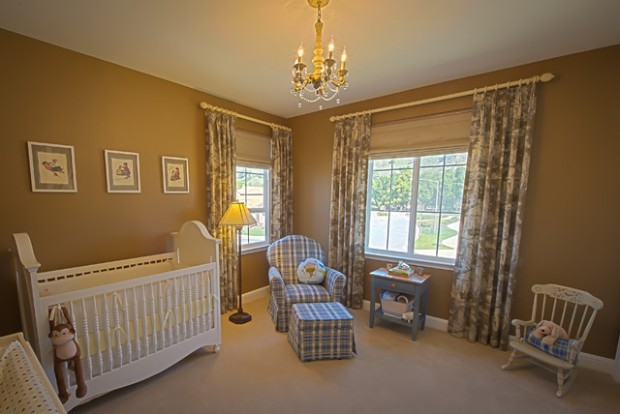 18 Lovely Design Ideas for Adorable Nursery Rooms (8)