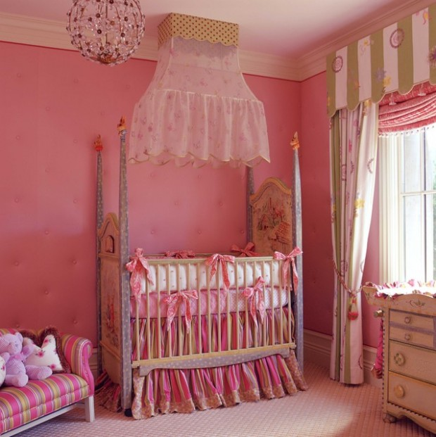18 Lovely Design Ideas for Adorable Nursery Rooms (9)