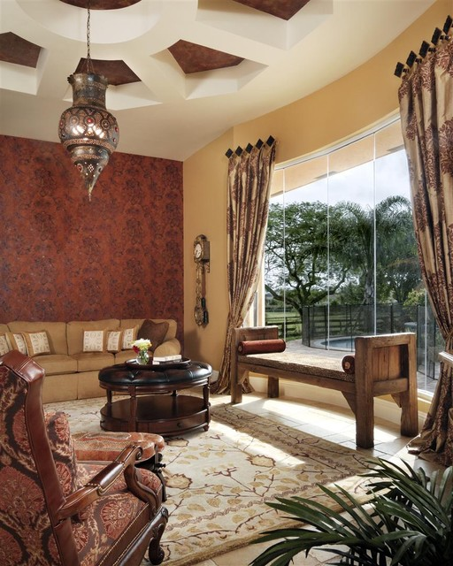Room Design: 18 Modern Moroccan Style Living Room Design Ideas