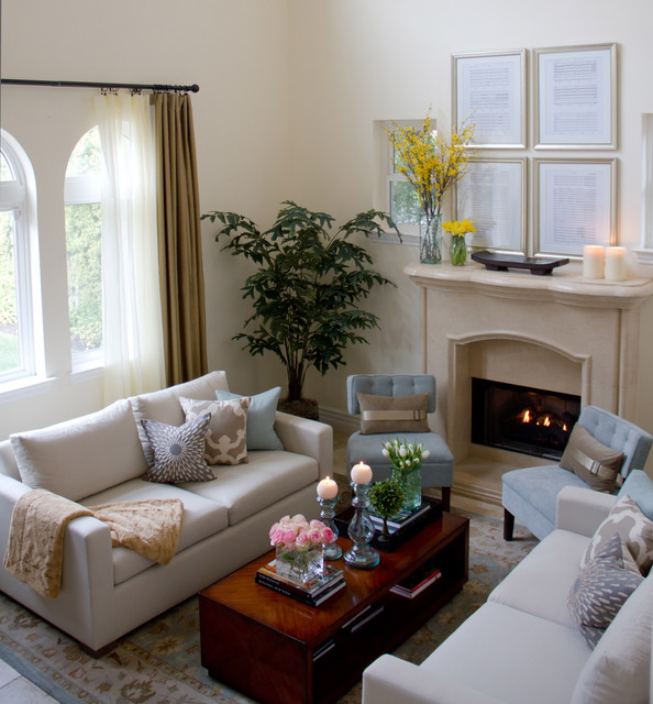 18 Smart Design And Decor Ideas For Small Living Rooms Design Ideas