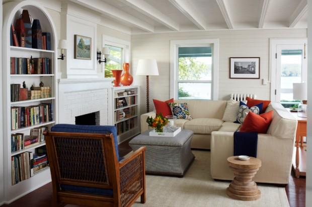 18 Smart Design and Décor Ideas for Small Living Rooms (14)