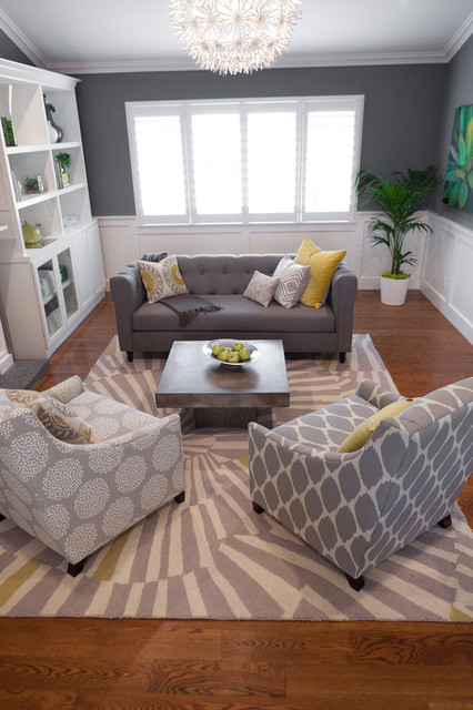 18 Smart Design and Décor Ideas for Small Living Rooms (5)