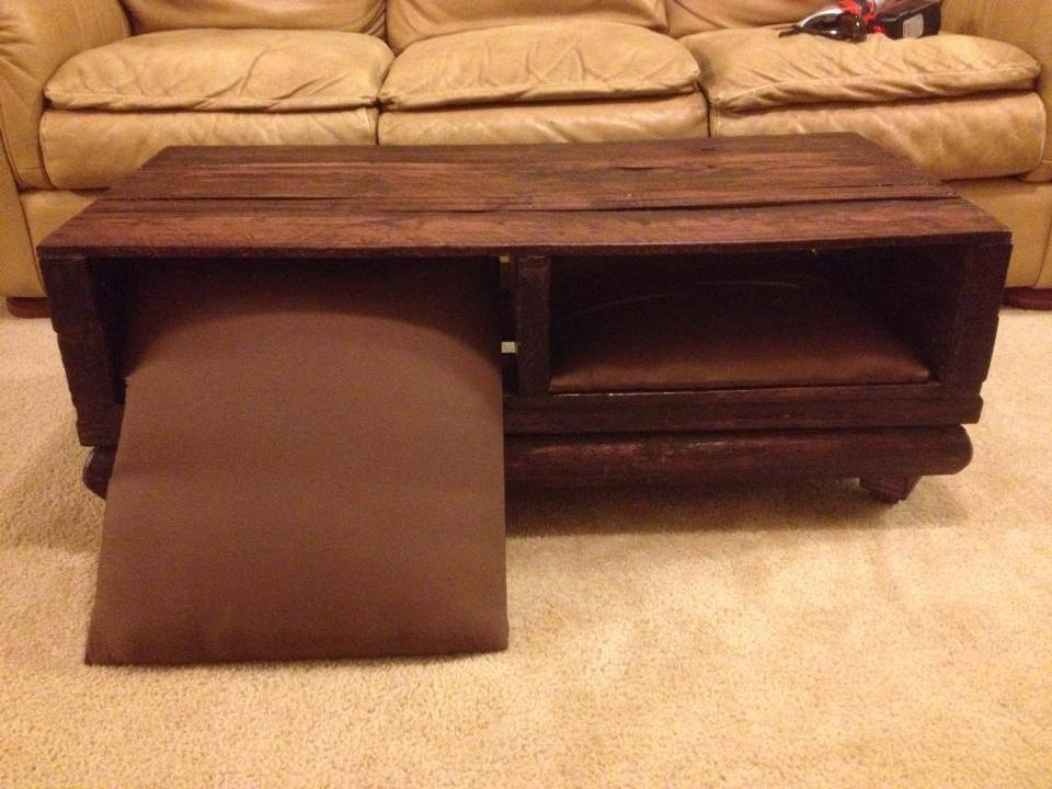 Wood Pallet Coffee Table 18 Useful And Easy Diy Ideas To Repurpose Old