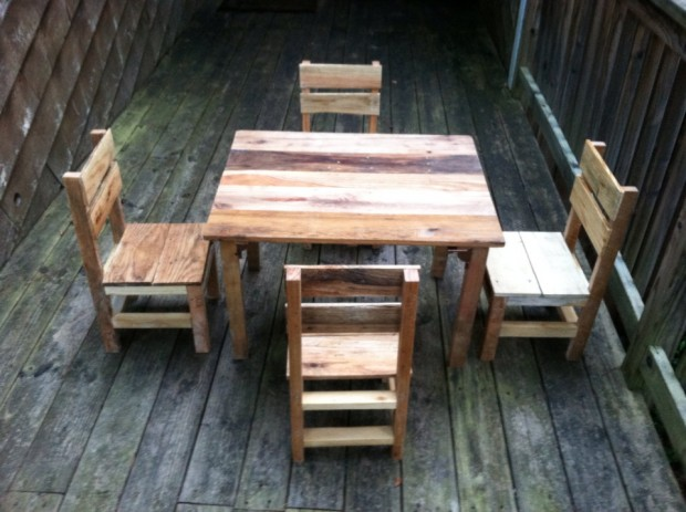 18 Useful and Easy DIY Ideas to Repurpose Old Pallet Wood (2)
