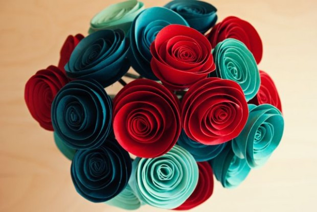 19 Cute DIY Paper Flower Ideas to Celebrate Spring