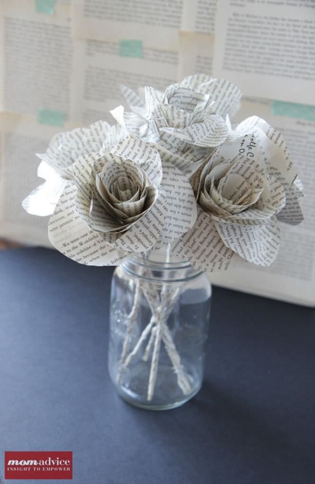 19 cute diy paper flower ideas to celebrate spring style