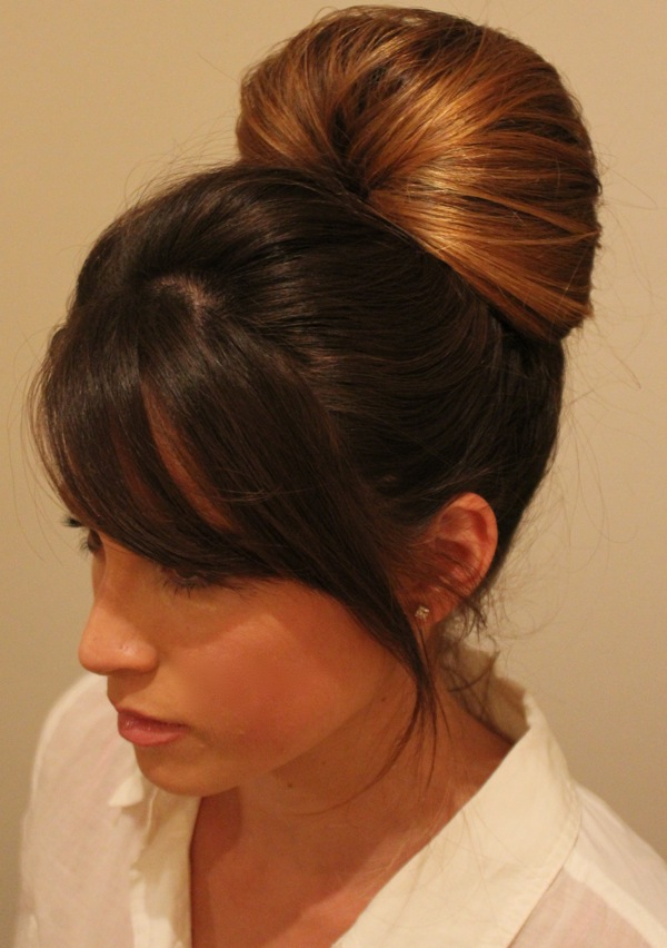 19 Cute and Easy Hairstyles that Can Be Done in 10 Minutes (10)