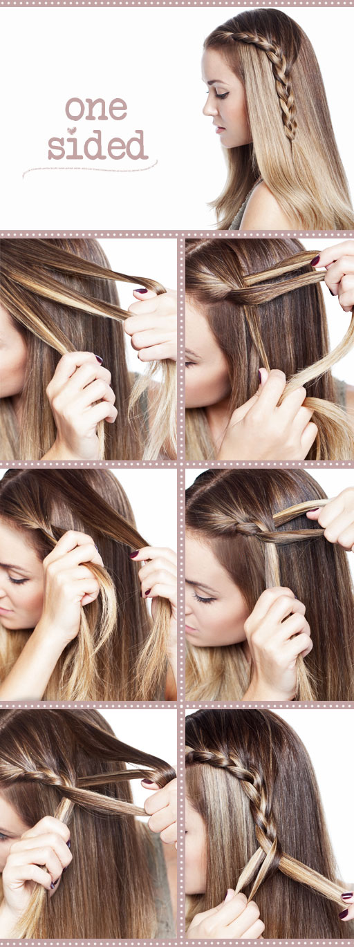 19 Cute and Easy Hairstyles that Can Be Done in 10 Minutes (13)