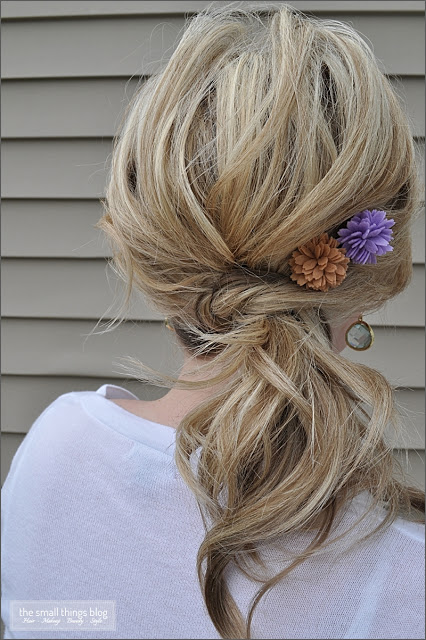 18 Cute and Easy Hairstyles that Can Be Done in 10 Minutes
