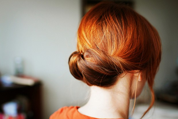 19 Cute and Easy Hairstyles that Can Be Done in 10 Minutes (4)