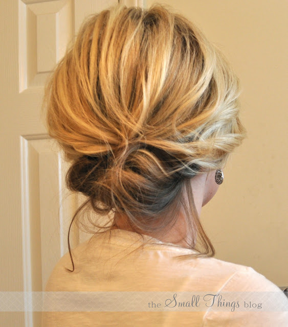 19 Cute and Easy Hairstyles that Can Be Done in 10 Minutes (7)