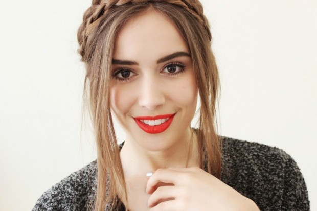 19 Cute and Easy Hairstyles that Can Be Done in 10 Minutes (9)