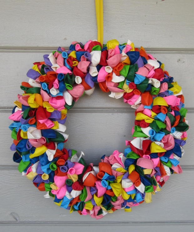 Creative Wreath Ideas: 18 Fresh-Looking Handmade Spring Wreath Ideas