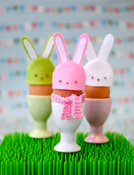 20 Adorable DIY Decorations for Easter (18)