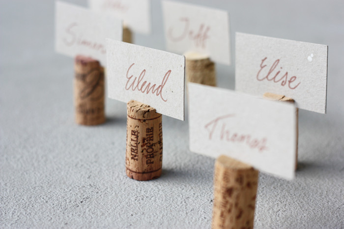 20 Amazing Crafts For Wedding From Your Dreams Style
