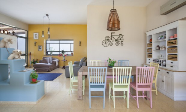 20 Amazing Ideas for Pastel Interior Decor