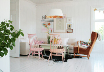 20 Amazing Ideas for Pastel Interior Decor - pastel interior decor, pastel colors, Interior Decor