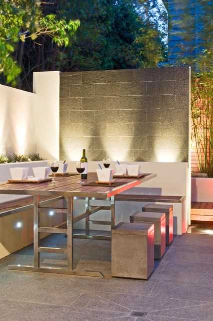 18 Amazing Outdoor Dining Room Design Ideas