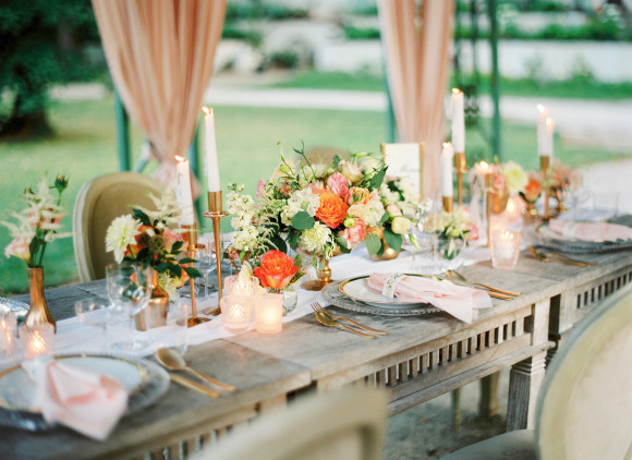 20 Beautiful Spring Wedding Decoration Ideas