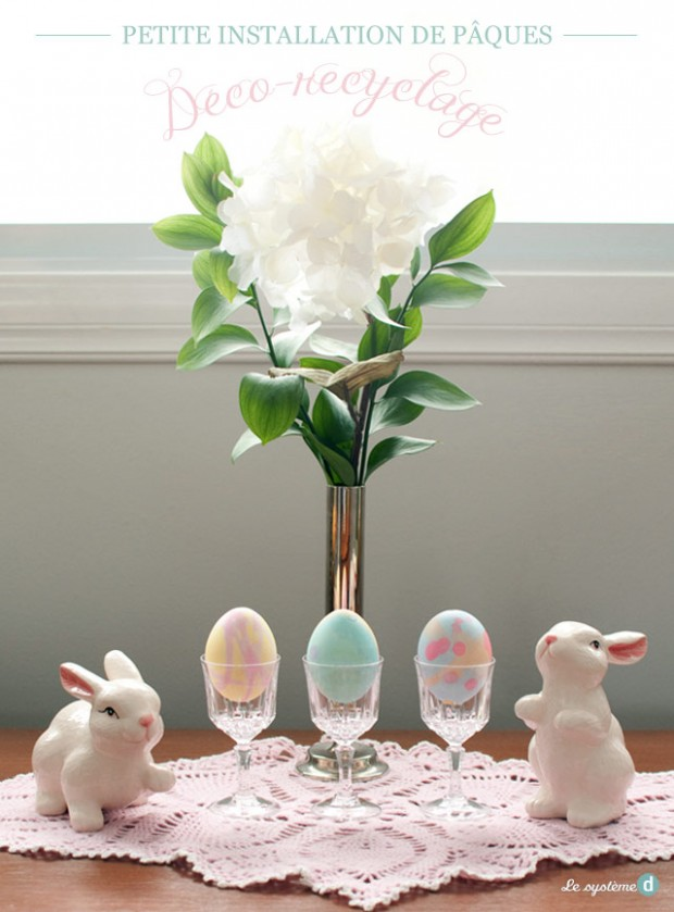 20 Beautiful Table Decoration Ideas for Easter - Style Motivation