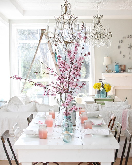 20 Beautiful Table Decoration Ideas for Easter