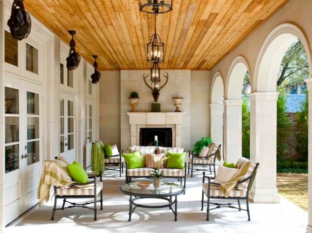 20 Cozy Chic Patio Design Ideas Perfect for Sunny Days (17)
