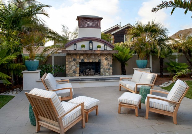 20 Cozy Chic Patio Design Ideas Perfect for Sunny Days (5)