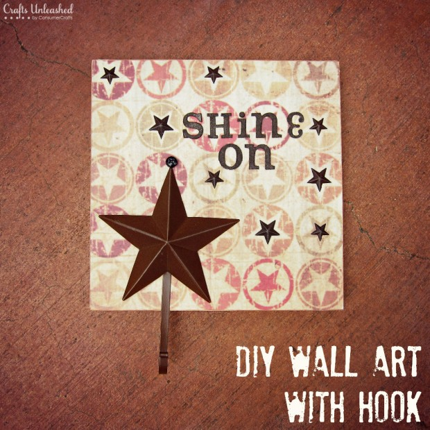 20 Creative DIY Wall Art Ideas to Decorate Your Space (11)